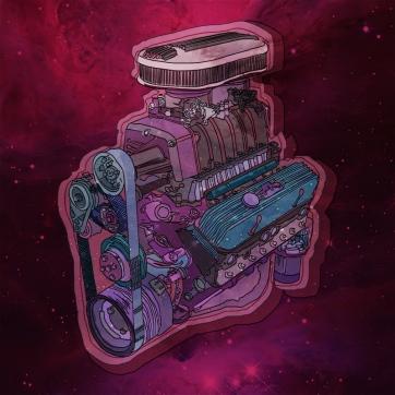 Space Engine, Digital Drawing